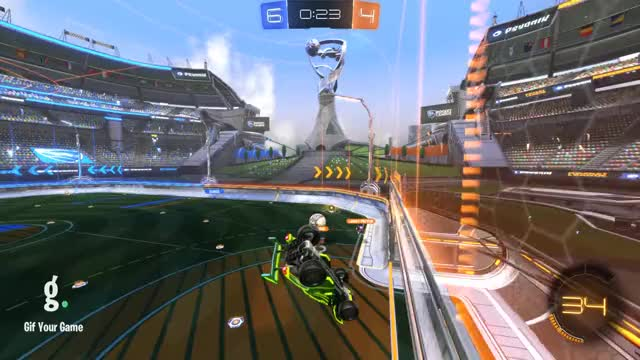 Watch Shot 19: Suede GIF by Gif Your Game (@gifyourgame) on Gfycat. Discover more Gif Your Game, GifYourGame, Pr1me, Rocket League, RocketLeague, Shot GIFs on Gfycat