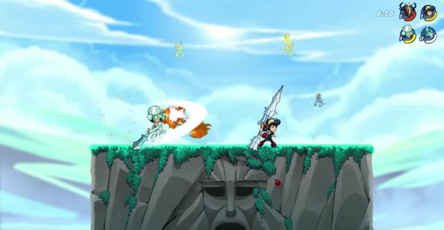 Watch and share Brawlhalla GIFs by spectralbh on Gfycat
