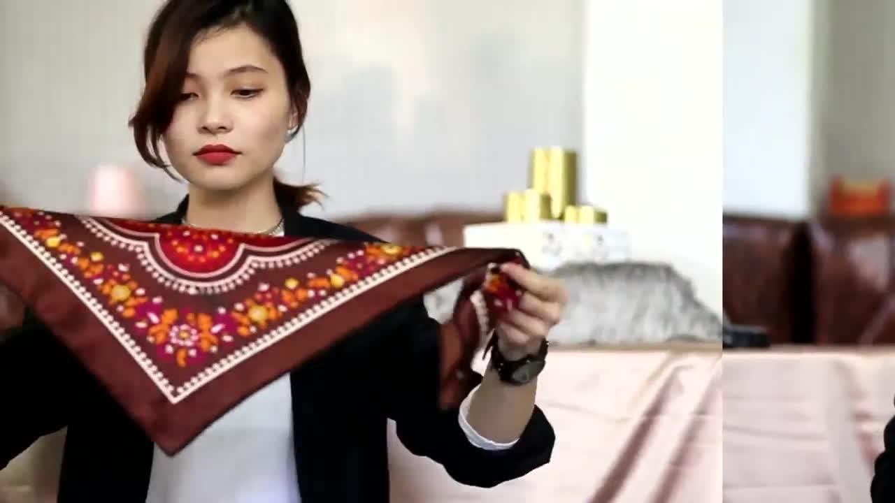 Khăn bandana  các tín đồ thời trang đã update item siêu hot này chưa? ảnh 11