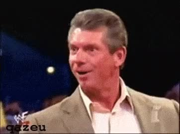 Watch and share Vince Mcmahon GIFs and Celebs GIFs on Gfycat