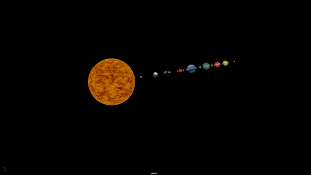 Watch and share Solar System Animation GIFs on Gfycat