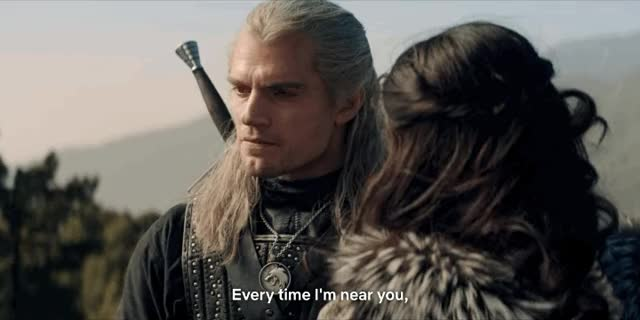 Watch and share The Witcher Series GIFs and Geralt Of Rivia GIFs by screengifs on Gfycat