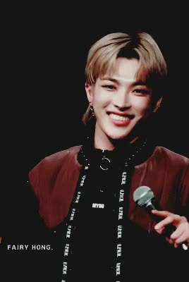 Watch and share Ateez Imagines (1) GIFs on Gfycat