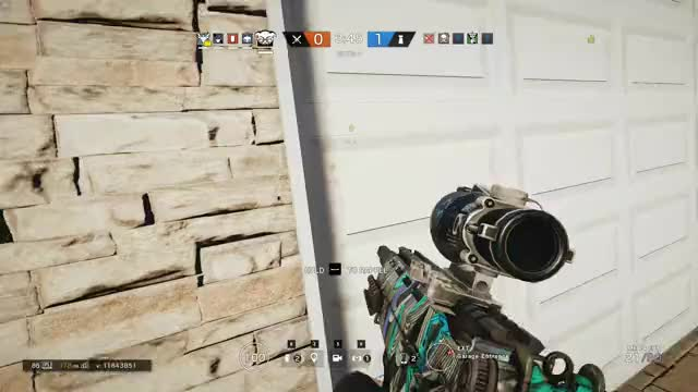 Watch and share Rainbow6 GIFs and Siege GIFs by alejop_47 on Gfycat