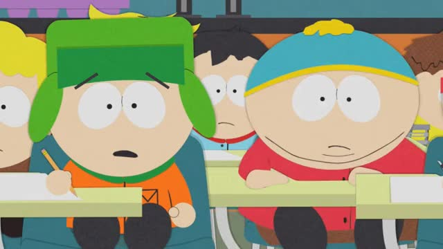 Watch and share Post Cartman Laughing  Cra GIFs on Gfycat