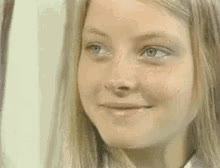 Watch and share Jodie Foster Raised Eyebrows GIFs on Gfycat