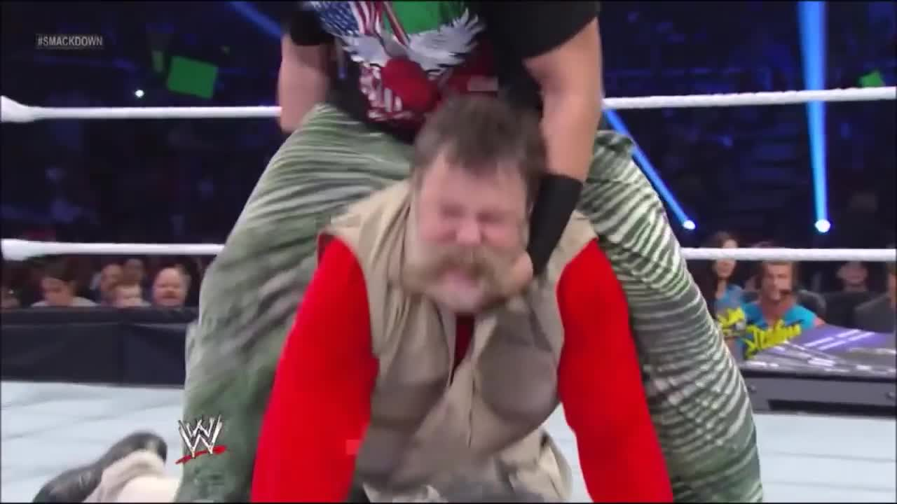 Entertainment, Funny, Jack Swagger, Ricardo Rodriguez, Zeb Colter, So Amusing GIFs