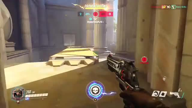 Watch and share Overwatch GIFs and Games GIFs by leboueur on Gfycat