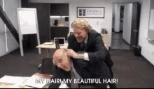 Watch and share Hair Pulling GIFs on Gfycat