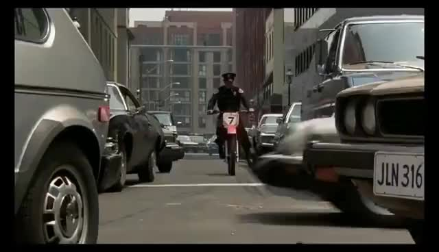 Watch Police Academy: The horse. GIF on Gfycat. Discover more related GIFs on Gfycat