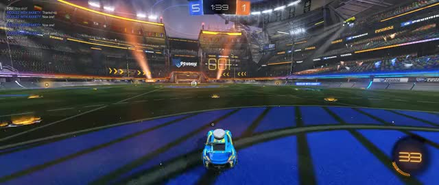 Watch and share Rocket League GIFs by WirelessPillow on Gfycat