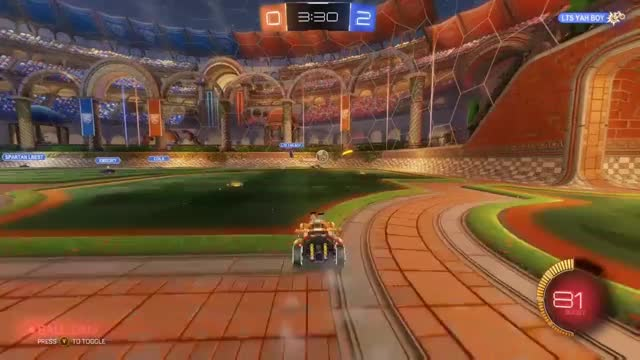 Watch and share Rocket League GIFs and Sclaytons GIFs by Gamer DVR on Gfycat