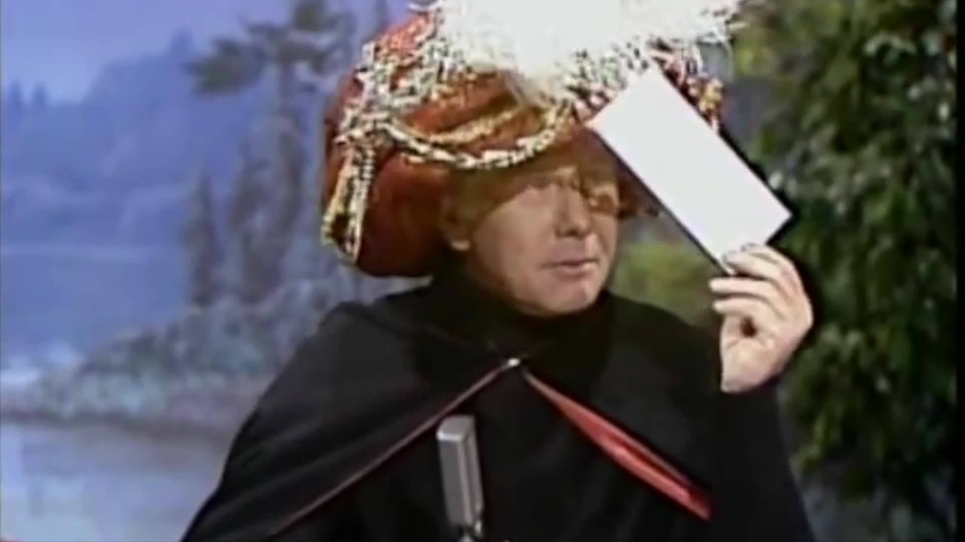 Carnac the Magnificent GIFs