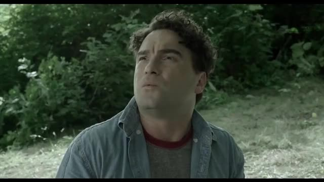 Watch this johnny galecki GIF on Gfycat. Discover more 2018, Horror, clip, comedy, film, international, movie, official, trailer GIFs on Gfycat