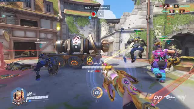 Watch Junkrat?? GIF by @nematode on Gfycat. Discover more Overwatch GIFs on Gfycat