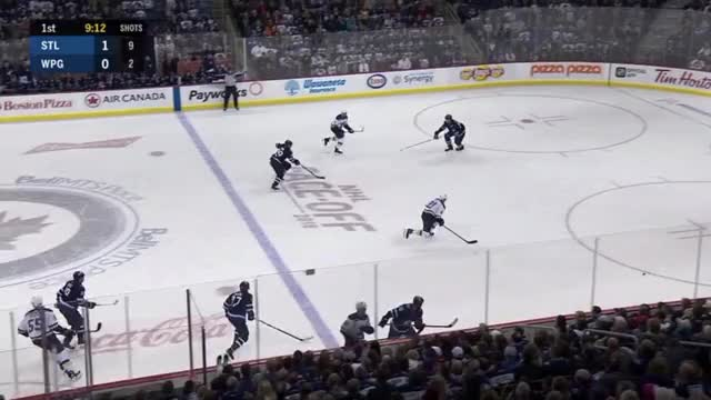 Watch and share Colton Parayko GIFs and Hockey GIFs by Brandon on Gfycat