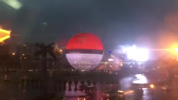 Watch Giant Pokeball at Mall of Asia, Philippines GIF on Gfycat. Discover more pokemongo GIFs on Gfycat