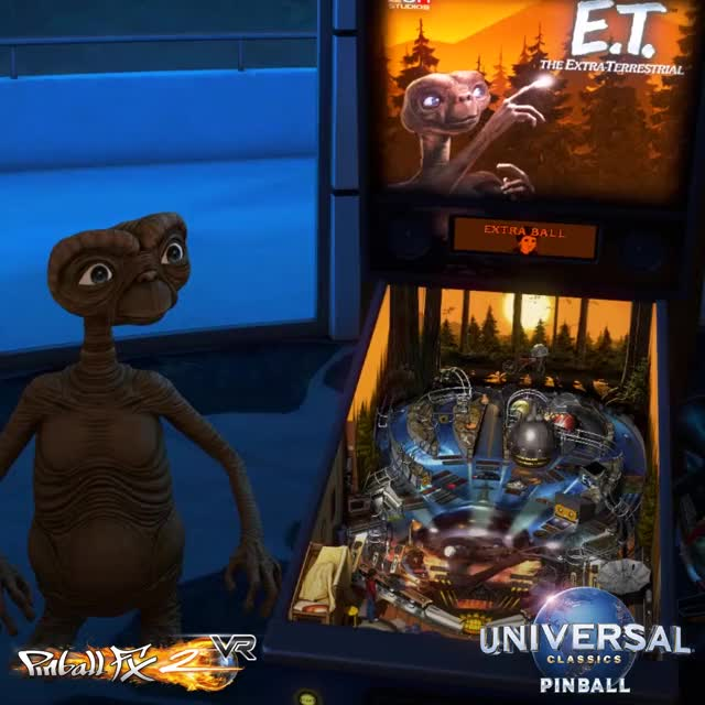 Watch and share ET Pinball VR GIFs on Gfycat