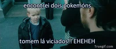 Watch and share Encontrei Dois Pokemns Tomem L Viciados!! Eheheh GIFs on Gfycat