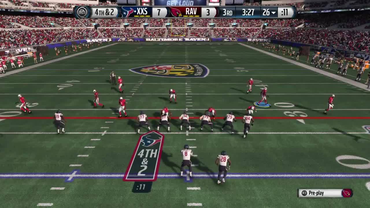 maddenultimateteam, CJ Mosley is a BOSS GIFs