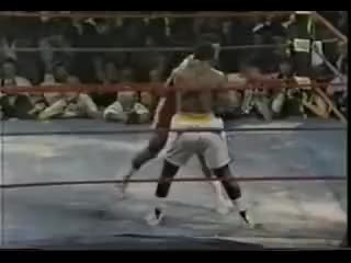 Watch down goes frazier 6 GIF on Gfycat. Discover more Foreman Frazier KO knockdown GIFs on Gfycat