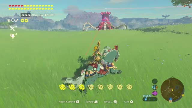 Watch and share Breath Of The Wild GIFs and Guardian GIFs by laceyrosehips on Gfycat