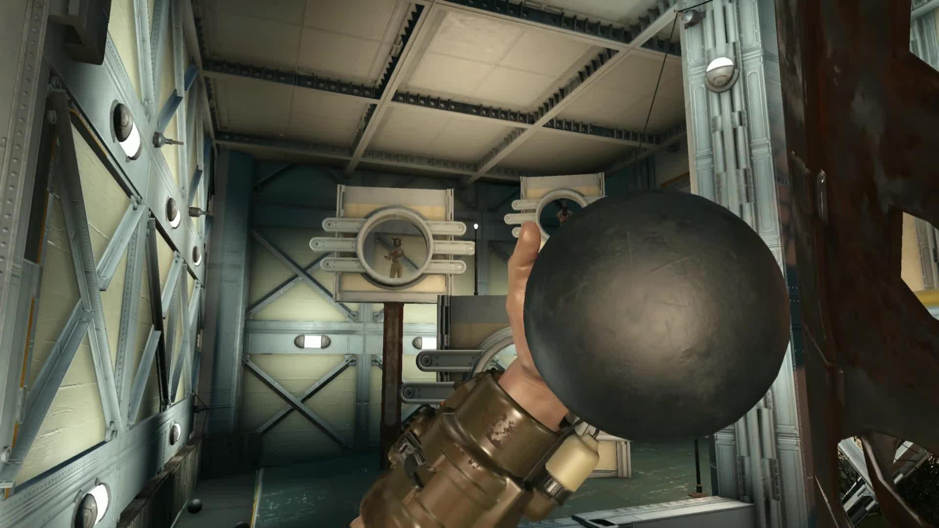 Bowling Ball Shooting Range - Robbaz GIFs