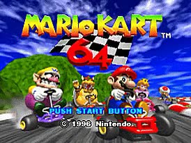Watch and share Mario Kart 64 GIFs and Nintendo 64 GIFs on Gfycat