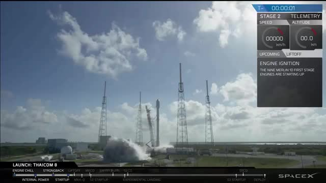 Watch SpaceX Launch May 27, 2016 GIF on Gfycat. Discover more gifs GIFs on Gfycat