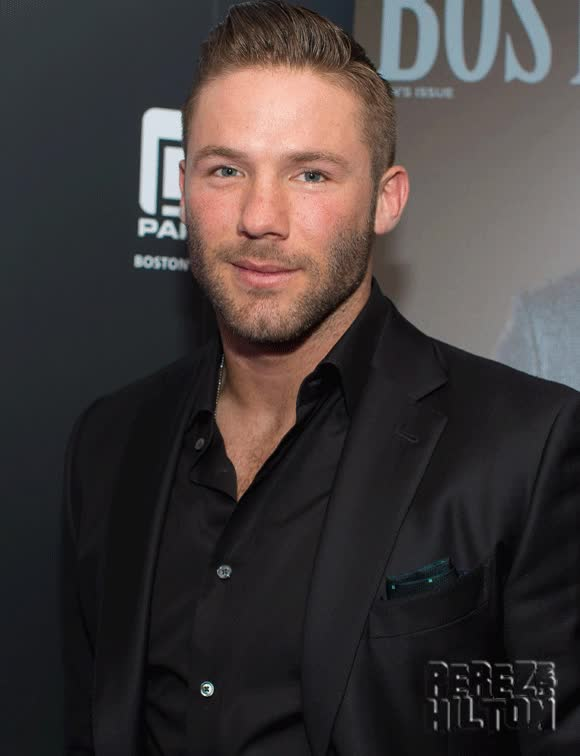 Watch and share Julian Edelman Paternity Docs Dating Adriana Lima GIFs on Gfycat