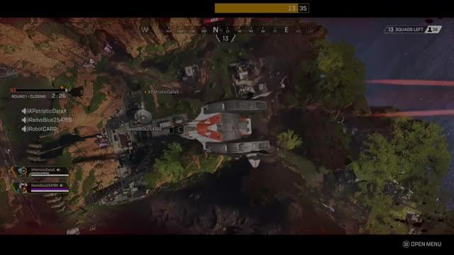 Watch this GIF by Gamer DVR (@xboxdvr) on Gfycat. Discover more ApexLegends, RobotCARP, xbox, xbox dvr, xbox one GIFs on Gfycat