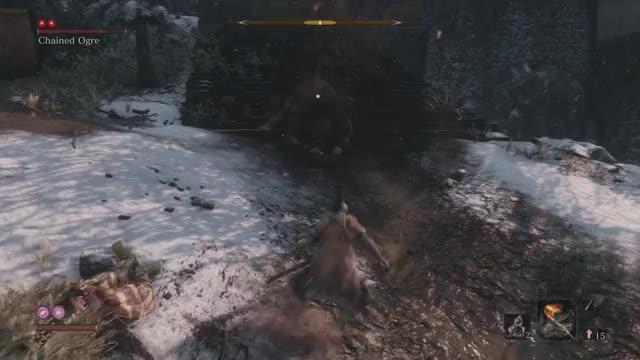 Sekiro Chained Ogre guide - Polygon