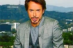 Watch and share Robert Downey Jr GIFs on Gfycat