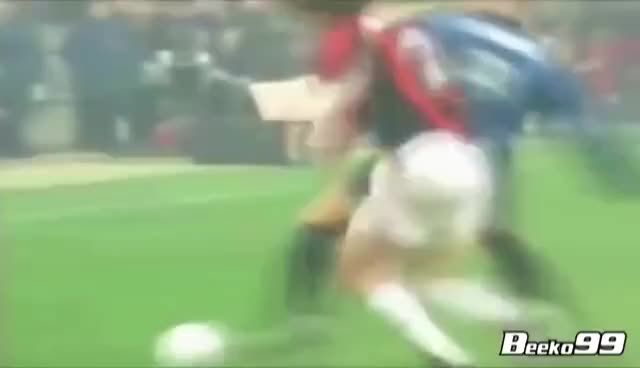Watch and share Ronaldo Vs Maldini  ● Clash Of Legends ● GIFs on Gfycat