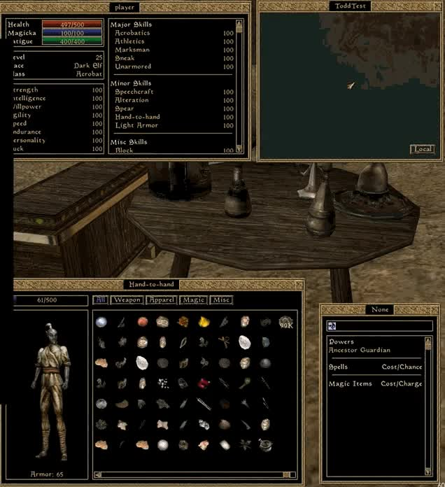 Watch and share Morrowind GIFs and Popular GIFs on Gfycat
