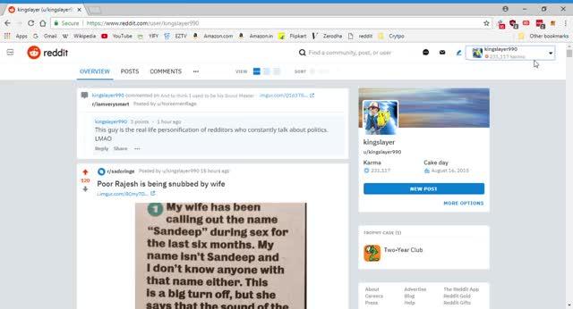 Watch and share Kingslayer (u Kingslayer990) - Reddit - Google Chrome 20-Jun-18 12 21 36 PM GIFs on Gfycat