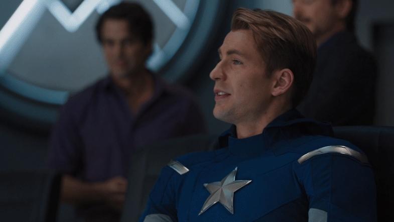 avengers, captain america, chris evans, gfycatdepot, thathappened,  GIFs