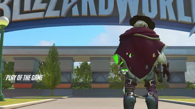 Watch and share Overwatch GIFs and Mccree GIFs on Gfycat