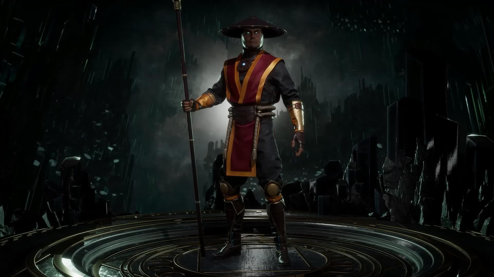 Mortal Kombat 11 - Erron Black GIF