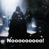 Watch and share Darth Vader No GIFs on Gfycat