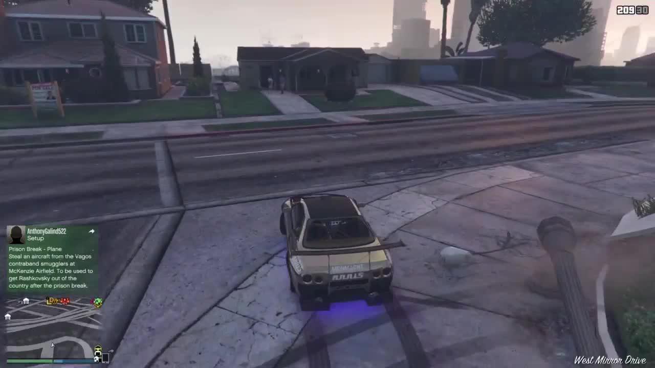 GTA5: Spoiler Alert GIFs