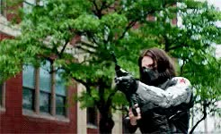Watch and share Captain America Winter Soldier GIFs and Bucky Barnes GIFs on Gfycat