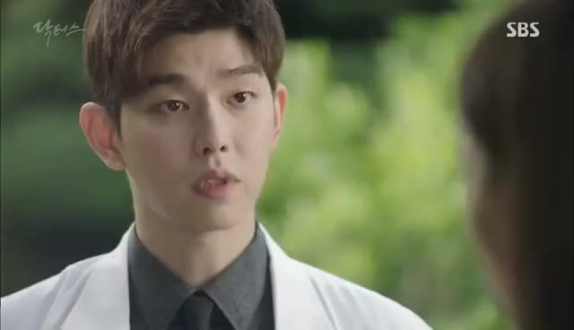 Watch and share Lee Sung Kyung Slapping Yoon Kyun Sang!, A Tense Confrontation《The Doctors》 닥터스 EP09 GIFs on Gfycat