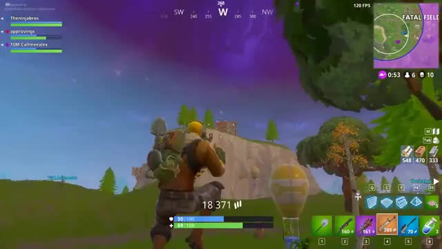 Crazy Prefire (Fortnite)