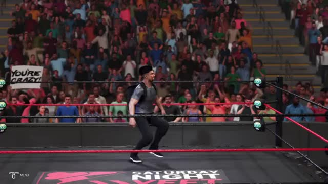 Watch and share WWE 2K19 20190629021432 GIFs on Gfycat