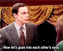 Watch and share The Big Bang Theory GIFs and Sheldon And Amy GIFs on Gfycat
