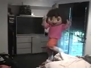 Watch this dora GIF on Gfycat. Discover more dancing dora, dora, dora the explorer, nickelodeon, sean paul GIFs on Gfycat