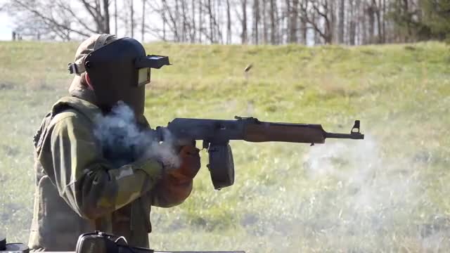 Watch and share Ak Meltdown GIFs and Vepr GIFs on Gfycat
