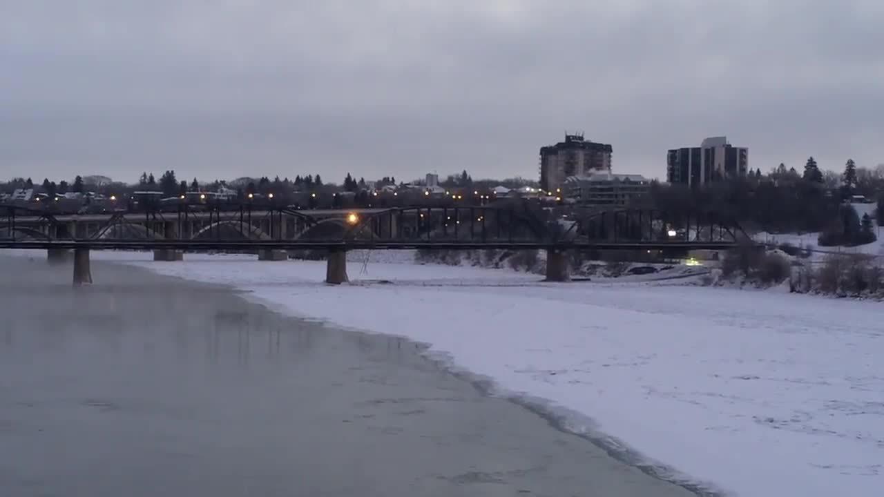 Victoria Bridge demo GIFs