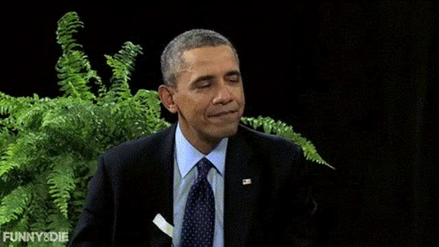 Watch and share Barack Obama GIFs and Head Nod GIFs on Gfycat